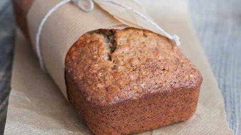 Cómo hacer pan de boniatos