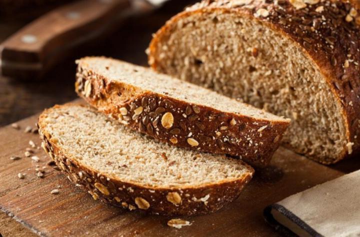 Receta de pan de avena y centeno