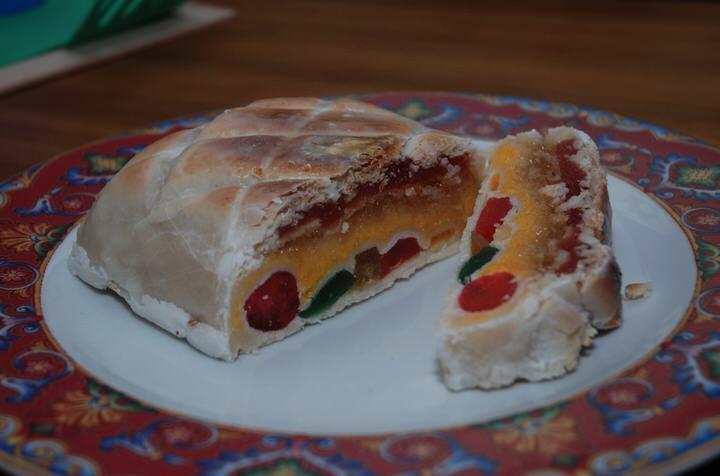 Receta de Pan de Cádiz