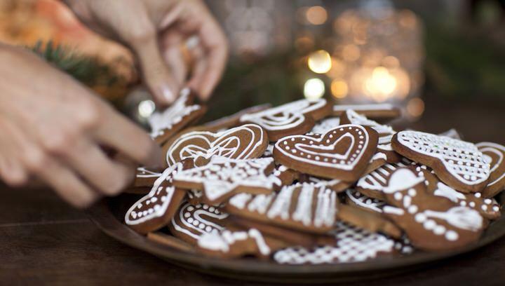 El maravilloso pan de jengibre y la Navidad