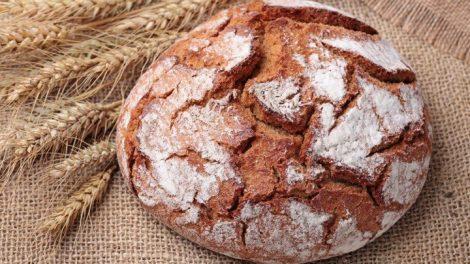 Receta de pan Limpa