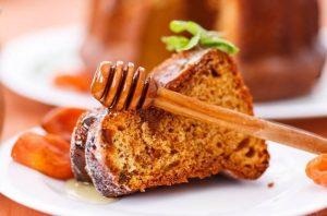 Pan de miel y especias, receta para desayunos o meriendas