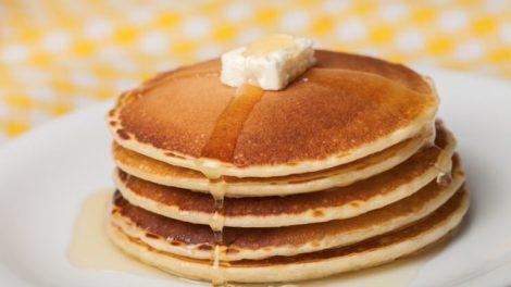 Como hacer pancakes americanos