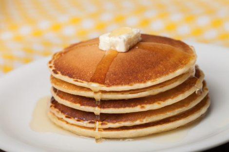 Pancakes americanos: receta original y auténtica fácil de hacer