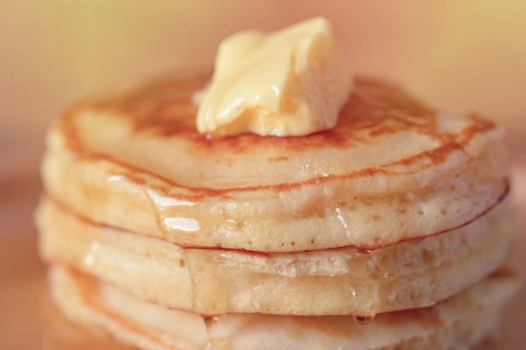 Deliciosas pancakes