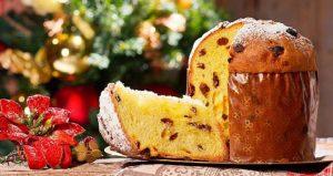 Panettone, receta fácil y casera de este dulce italiano (sin masa madre)