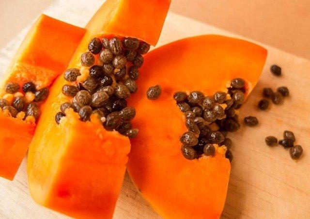 Cualides de comer papaya diariamente