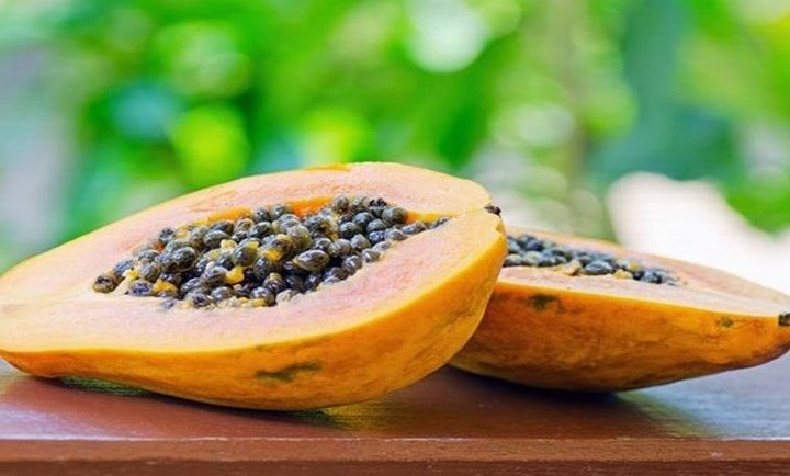 papaya-talones