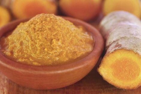 Pasta de cúrcuma o Pasta dorada, una maravilla para tu salud