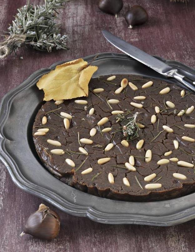 Cómo hacer un delicioso pastel de castañas
