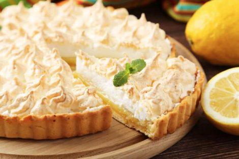 Pastel de limón y merengue: receta fácil de hacer y paso a paso
