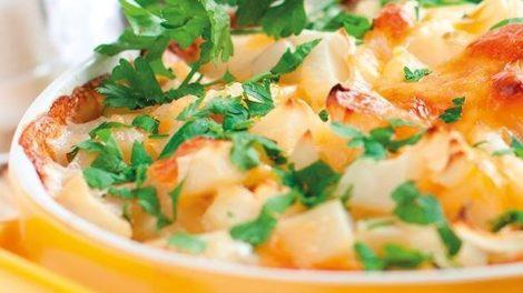 Receta de pastel de verduras para hacer al microondas