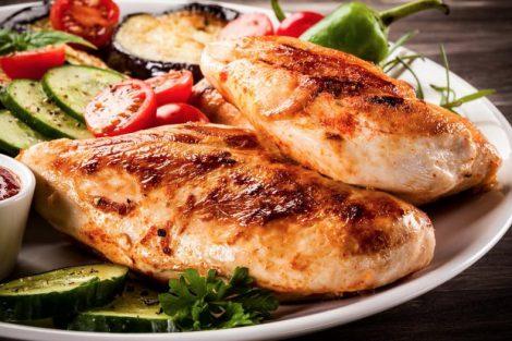 Beneficios y propiedades del pavo, muy rico en proteínas