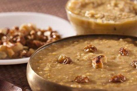 Cómo hacer Payasam, el arroz con leche de la India