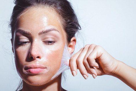 Salud y belleza: peeling para limpiar la piel en profundidad