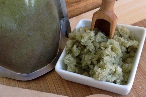 Cómo hacer un peeling de sal marina, arcilla y limón
