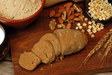 Pella de gofio (dulce y salado): 4 recetas paso a paso