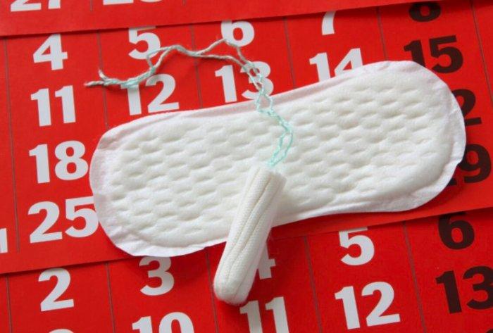 Periodo menstrual irregular