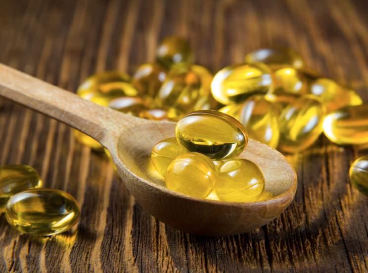 Perlas de omega 3