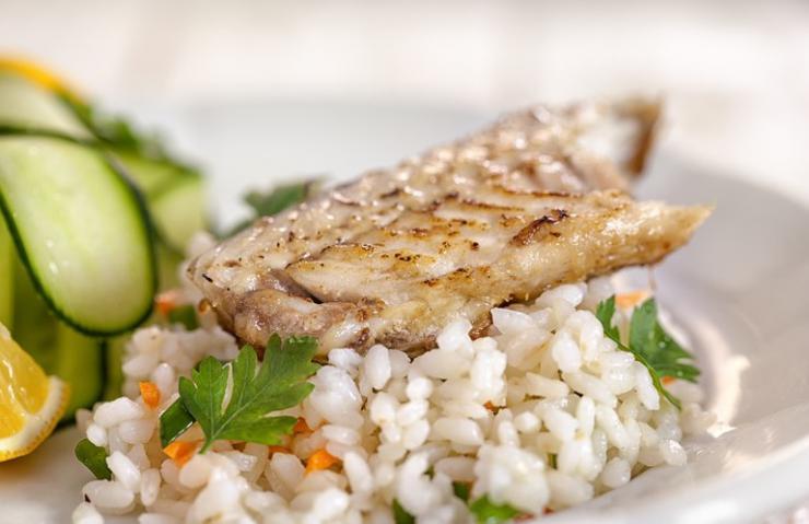 pescado-arroz