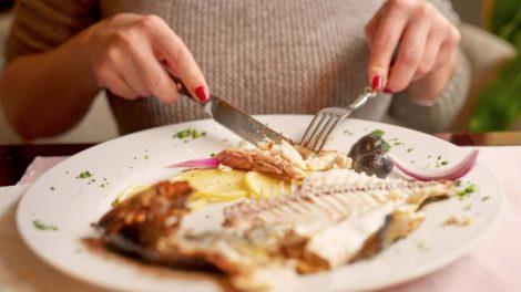 Beneficios del pescado para la artritis
