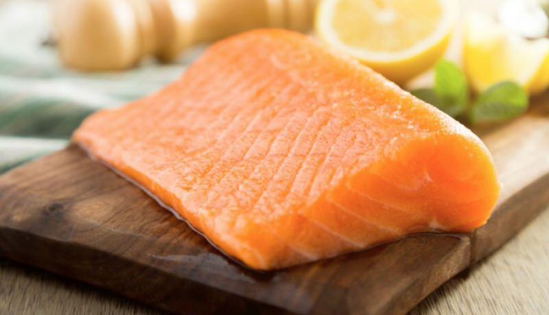 Pescado contra el colesterol