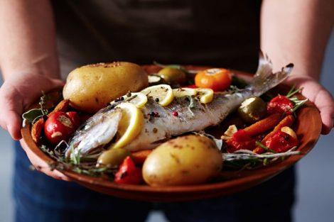 Consumir poco pescado es malo para la salud