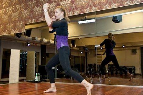 Piloxing: pilates y boxeo