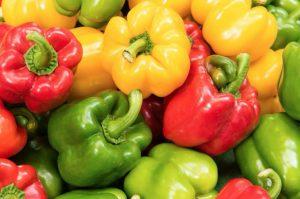 Beneficios y propiedades del pimiento: rico en vitamina C y betacaroteno