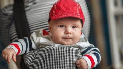 La importancia de usar portabebés ergonómicos