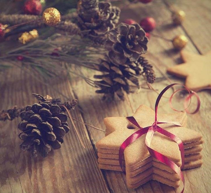 Dulces típicos navideños