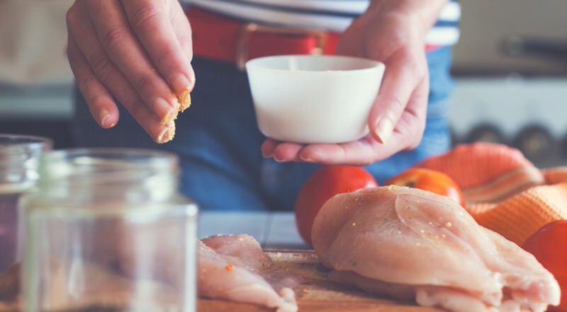 Consejos para preparar carne segura en el embarazo