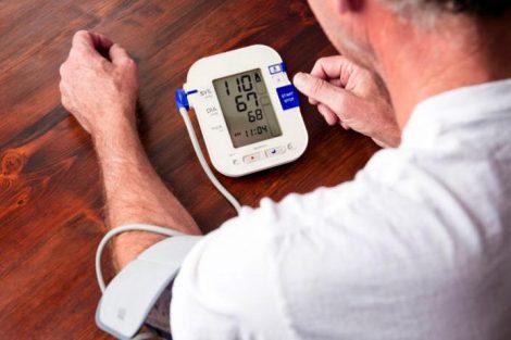 Los valores de la tensión arterial