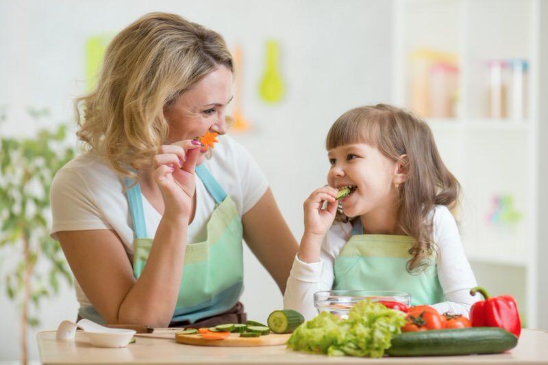 Prevención del colesterol elevado en niños
