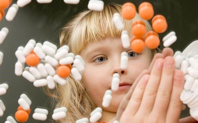consumo niños drogas