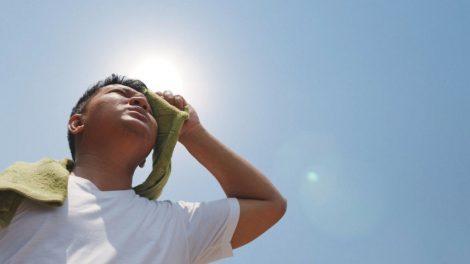 Qué hacer ante un golpe de calor