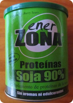 proteinas de soja