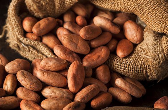 Propiedades del cacao ideales para la salud