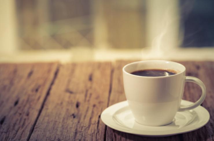 Propiedades de tomar café