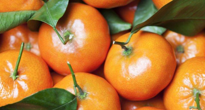 Propiedades nutricionales de las mandarinas