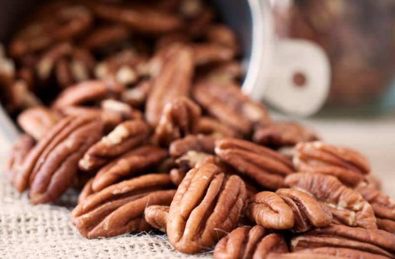 Propiedades nutricionales de las nueces pecanas