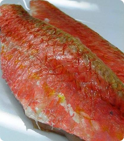 propiedades salmonete