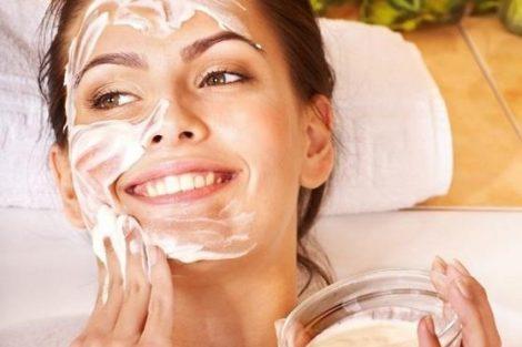 Los beneficios del yogur para la piel