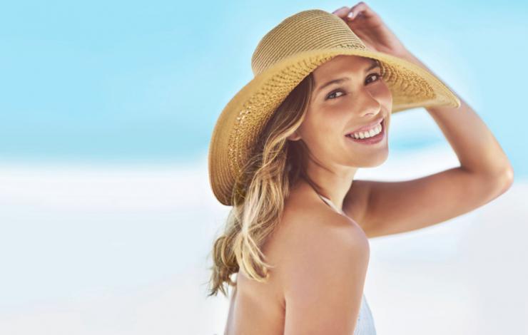 Protección del cabello en verano