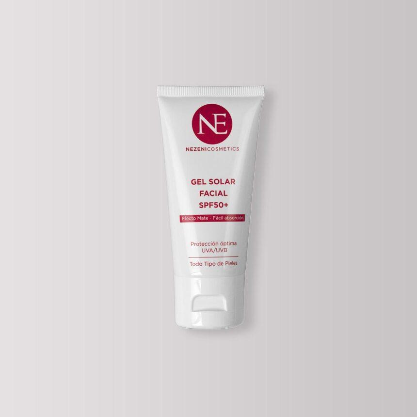 Gel solar de alta protección de Nezeni Cosmetics