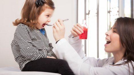Cuándo dar Apirofeno al niño