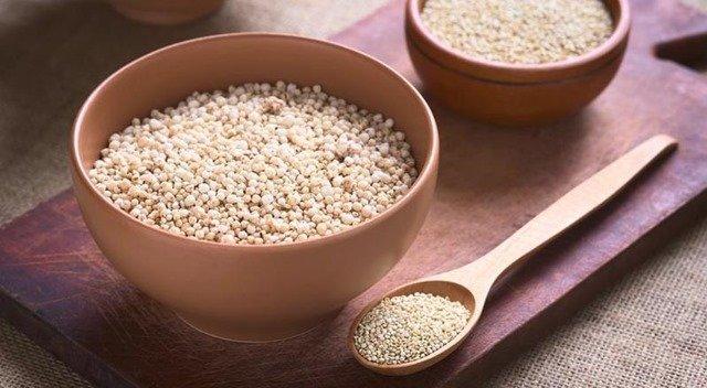 Cualidades de la quinoa