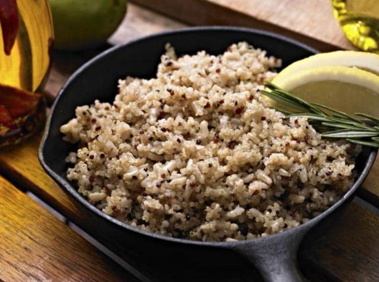 Proteinas quinoa