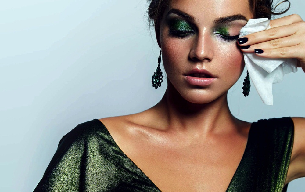 Cómo quitar el Maquillaje Waterproof