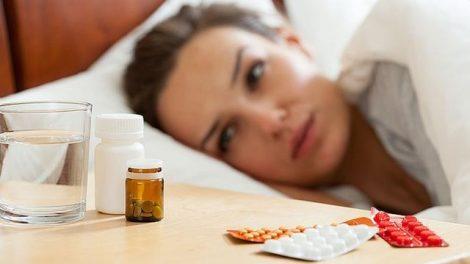 Síntomas de las reacciones adversas a medicamentos